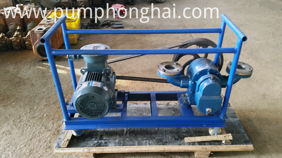 thick oil pump