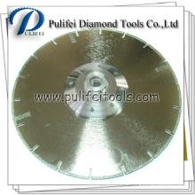 Schleifen galvanisierte Klinge für Marmor galvanisiertes Trennblatt