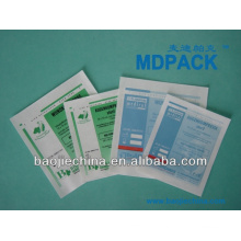 sterilization paper/Aluminium/plastic complex pouch for helding liquid