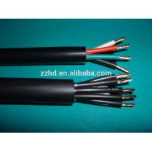 Câble de commande de PVC ou de XLPE par IEC 60227,450 / 750V et 0.6 / 1Kv.