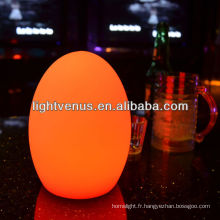 Lampe de table led décorative Club