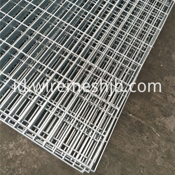 Flat Shape Galvanized Steel Grating