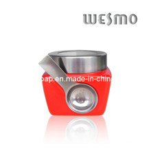 Ceramic Storage Container With Spoon (WKC0333G-S)