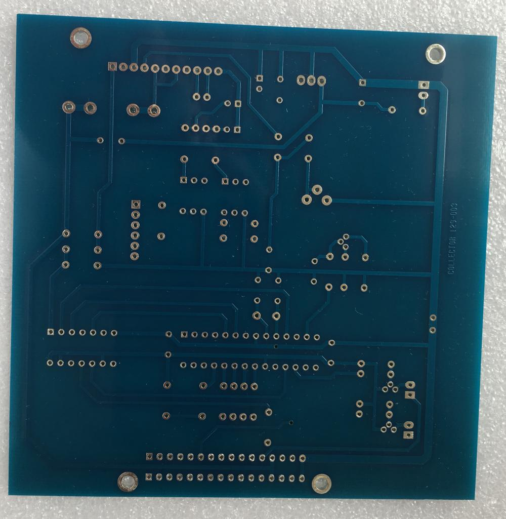4 layer 0.8mm  Blue PCB