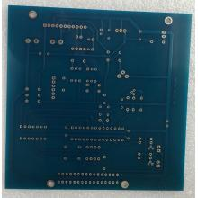 Low Cost for Keyboard PCB Assembly 4 layer 0.8mm  Blue PCB supply to Japan Supplier
