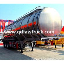 Aluminum Alloy Fuel Tank Semi-Trailer