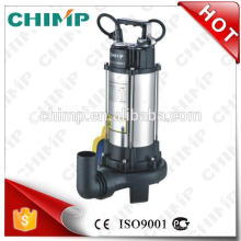 "CHIMP V SERIES V1300D 2"" 1.8HP with Cutting Impeller Electric Sewage Submersible Water Pumps"