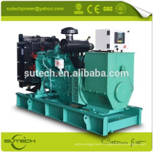 Automatic type 200Kva Cummins 6CTA8.3-G2 generator, powered by Cummins 6CTA8.3-G2 engine