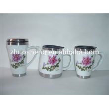 vrac produit New style acheter d'impression de tasse en céramique personnalisé de haute qualité Chine