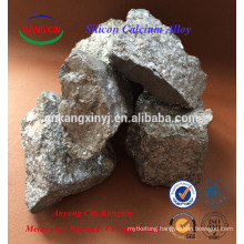 CaSi Metal Alloy/Calcium Silicide Alloy/Calcium Silicon