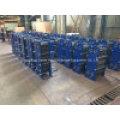 Ss304 Abnehmbarer Plattenwärmetauscher für Kühlsystem