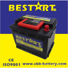 Batería para vehículo Bestart Mf de calidad superior 12V60ah DIN 56030-Mf