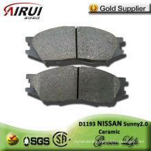 D1193 nissan Almera II N16 2000-F ceramic auto part