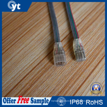 4-Pin Male to Female Waterproof Cable