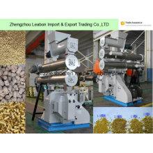 Fabrication de granule d'alimentation de bétail / granulateur utilisé pour la fabrication d'aliments pour animaux dans la ferme