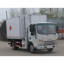 JAC 3.5-5.5Tons Medical Waste Transport Van Truck