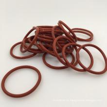 Material de caucho y estándar o no estándar o anillos de silicona