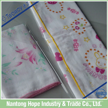 100% cotton printed handkerchief