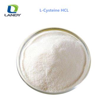 Chine HCL L-Cystéine L-Cystéine L-Cysteine HCL de qualité alimentaire de qualité supérieure
