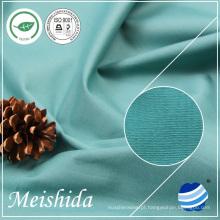 leve algodão liso sólido 60 * 60/90 * 88 fabricante de tecido por atacado