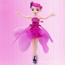 Luz educativa inductiva Flying Girl Electric Toy