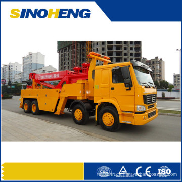 Sinotruk HOWO 8X4 Heavy Recovery Vehicle Paul Trucks