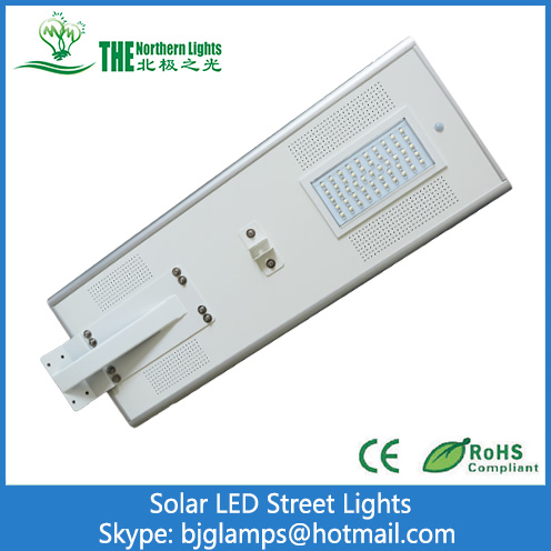 50W Solar Energy LED Street Lighting Factory