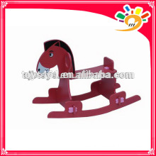 Happy rocking horse wooden rocking horse for kids