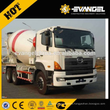SANY SY412C-8 12 cubic meters concrete mixer truck