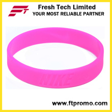 Wholesale Promotion Silicone Wristband with Customized Design