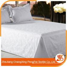 China manufacter plain hotel de luxo conjunto de cama / hotel roupa de cama / hotel têxtil