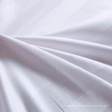 Tela determinada del lecho del hotel del algodón del 100% de Percale de la alta calidad (WSF-2016003)