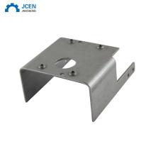 Custom square shaped metal brackets