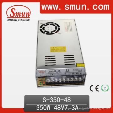 В s-350-48 110В/220В входного сигнала 350 Вт 48 В 7.3 a выход Импульсный источник питания