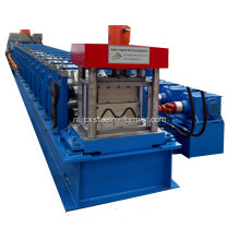Stalen Road Crash Barrier Machine