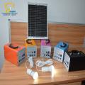 Melhor desempenho do sistema de energia solar para casa