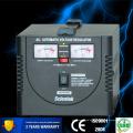 Relais Typ Eingang 130 bis 260V Ausgang 220V 500va Automatischer Spannungsregler