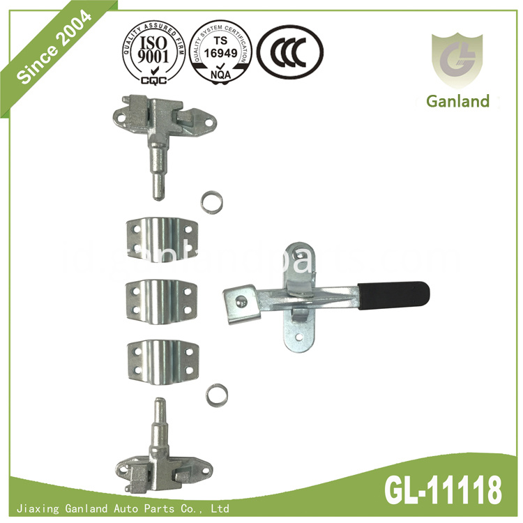 Steel Bar Lock GL-11118