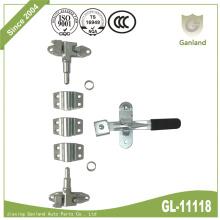 Universal Small Van Rear Door Lock With Forged Handle