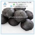 Briquettes de pâte d'électrode de carbone / briquettes de pâte d'électrode de Soderberg pour Ferroalloy Ferrochromium Ferrosilicon