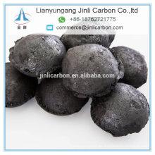 pasta de carburo de calcio / ferroaleaciones / ferrosilicio usar electrodo de carbono
