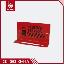 Einfache Padlock Lockout Station