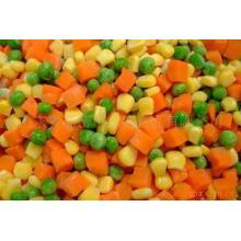 Vegetal misturado congelado chinês de IQF