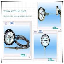 Termómetros bimetálicos y de presión