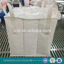 Belüftete Jumbo Tote Baffle FIBC / Belüftete Big PP Super Bulk Bag