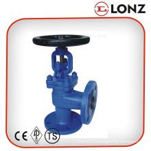Клапан высокого давления Pn40 DIN