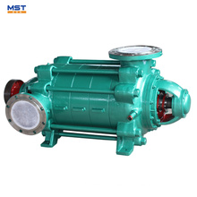 Long distance water supply multistage pump