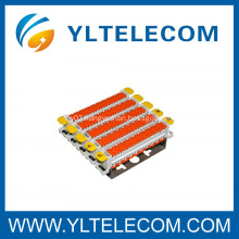 50 Pair Block 2810 IDC Connection Module 3M Quick Connect System Cat.5 QCS