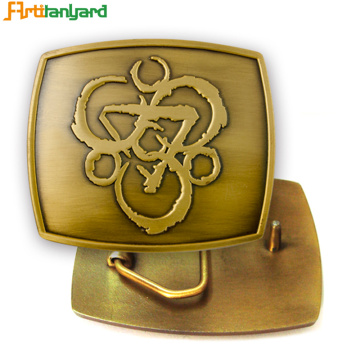 Custom Metal Belt Buckle For Men