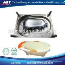 Haute qualité Taizhou plastique injection bébé baignoire moule fabricant